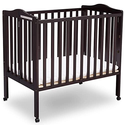 Delta Children Delta Children Folding Portable Mini Baby Crib