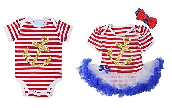 659e19237299 Amazon.com  G G - Cute Nautical Matching Baby Boy Girl Twins ...