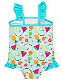 ATTRACO Toddler Girls Ruffle Swimsuit one Piece