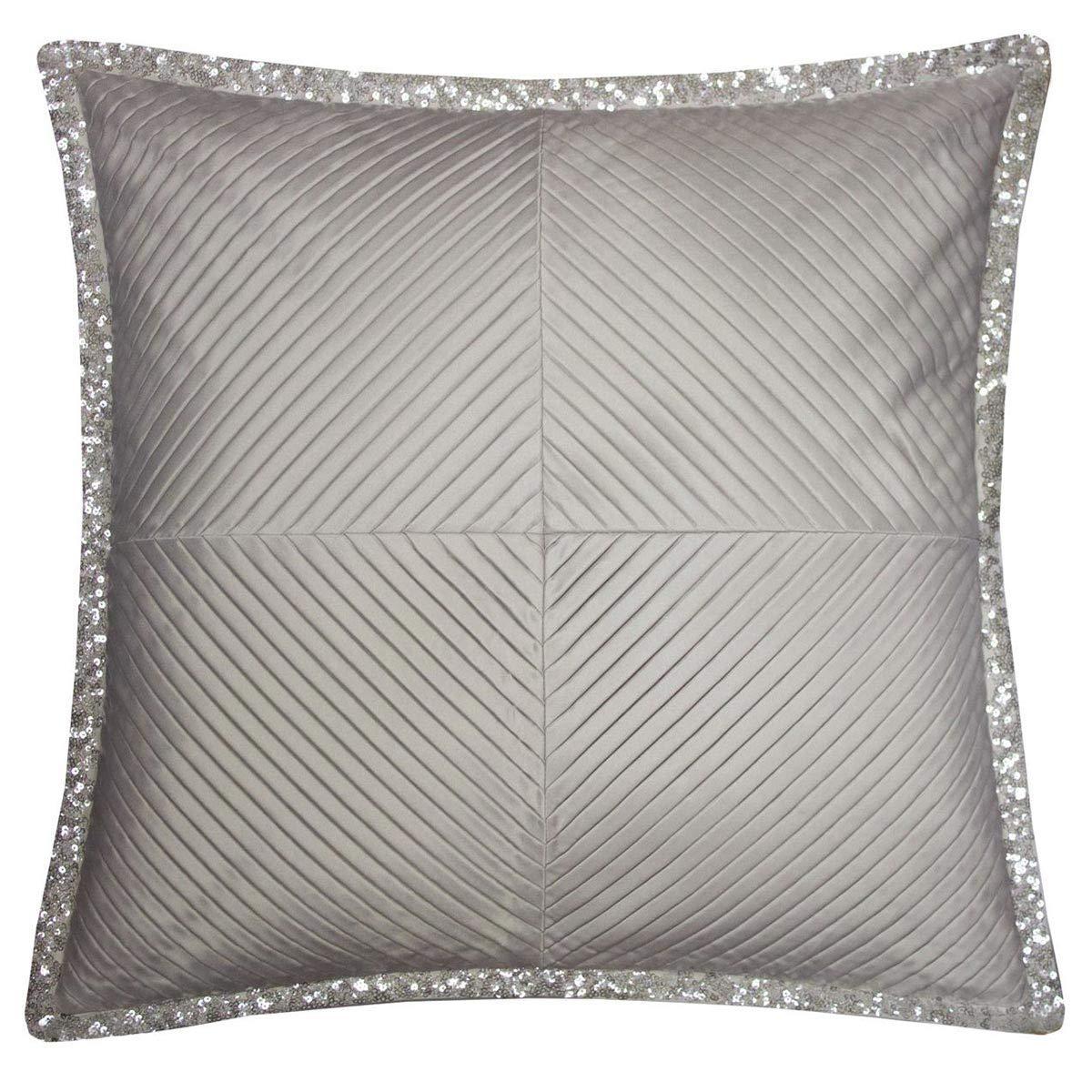 Zina Praline Cushion Matching Accessories Kylie at Home 45x45cm