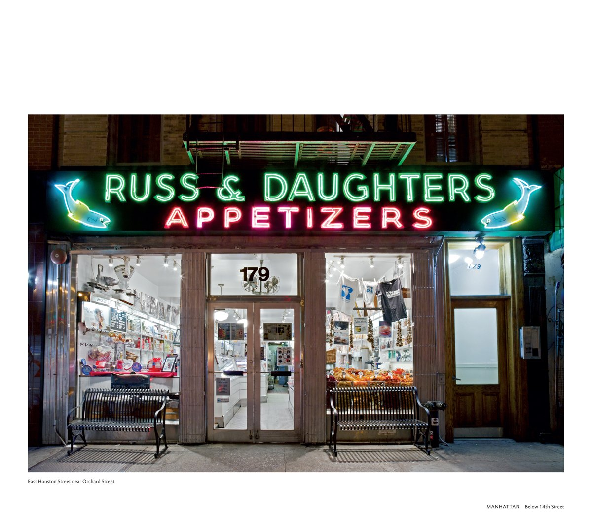 New York Nights by Ginko Press