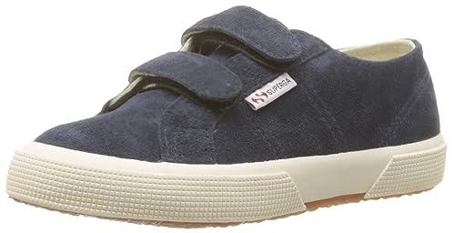 Zapatos azules SUPERGA Classic infantiles OQbb7nx