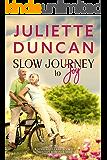 Slow Journey to Joy: A Mature-Age Christian Romance (A Sunburned Land Series Book 2)