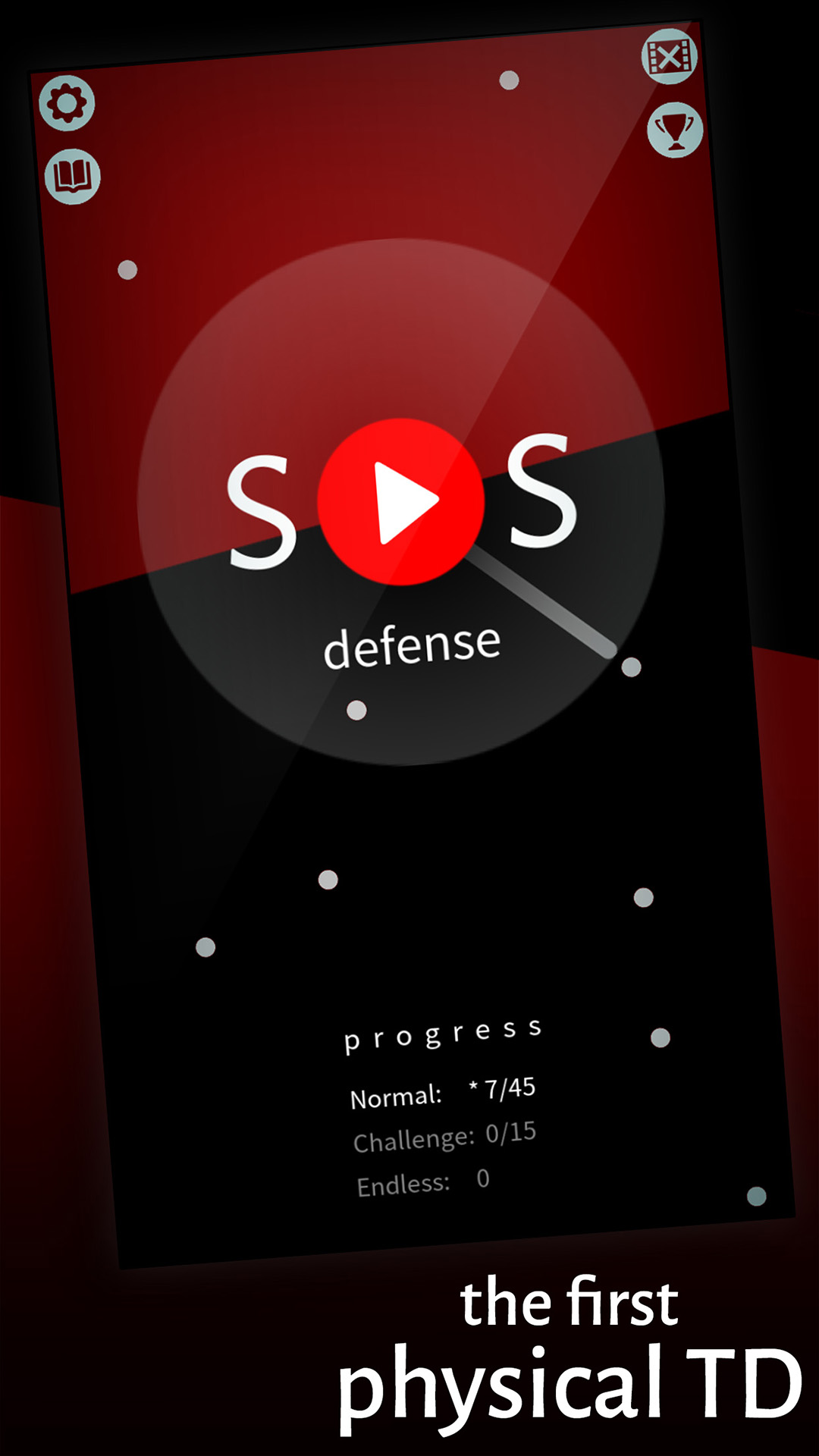 Amazon.com: SOS defense - the first physic TD!: Appstore for ...