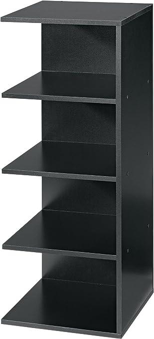 Reader/'s Corner Shelf Mahogany Stand Small Bookshelf