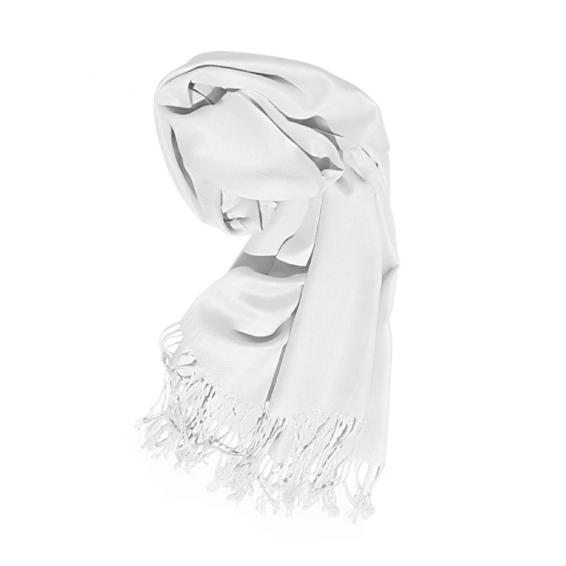 Top Personalized Wide White Pashmina Shawl Colorful Scarf Scarves Women Personal Customized Embroidering Best Unique Fun Great College Nursing Gift Idea Her Wife Nurse 2018
