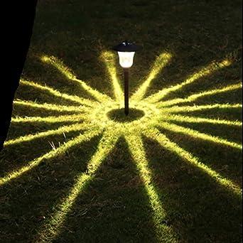 4 Kit lampe solaire LED lampe solaire pour jardin Énergie solaire ...