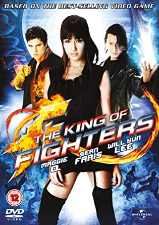 Amazon Com The King Of Fighters Dvd Movies Tv