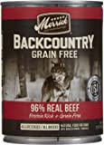 Merrick Backcountry 96% - Real Beef Recipe - 12.7 oz - 12 ct