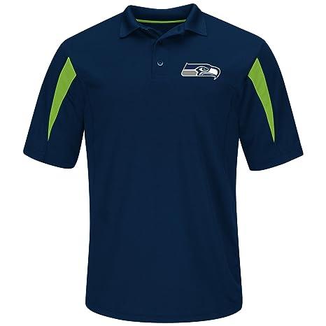 Amazon.com   Profile Big   Tall NFL Seattle Seahawks Adult Men NFL ... 1f0e3825a