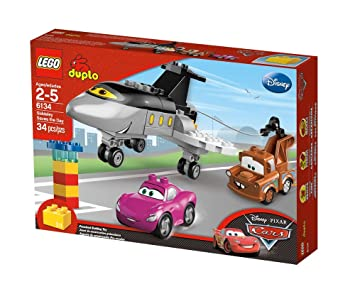 Lego Cars 6134 Duplo Jouet Premier De Âge Siddeley USzVqMLpG