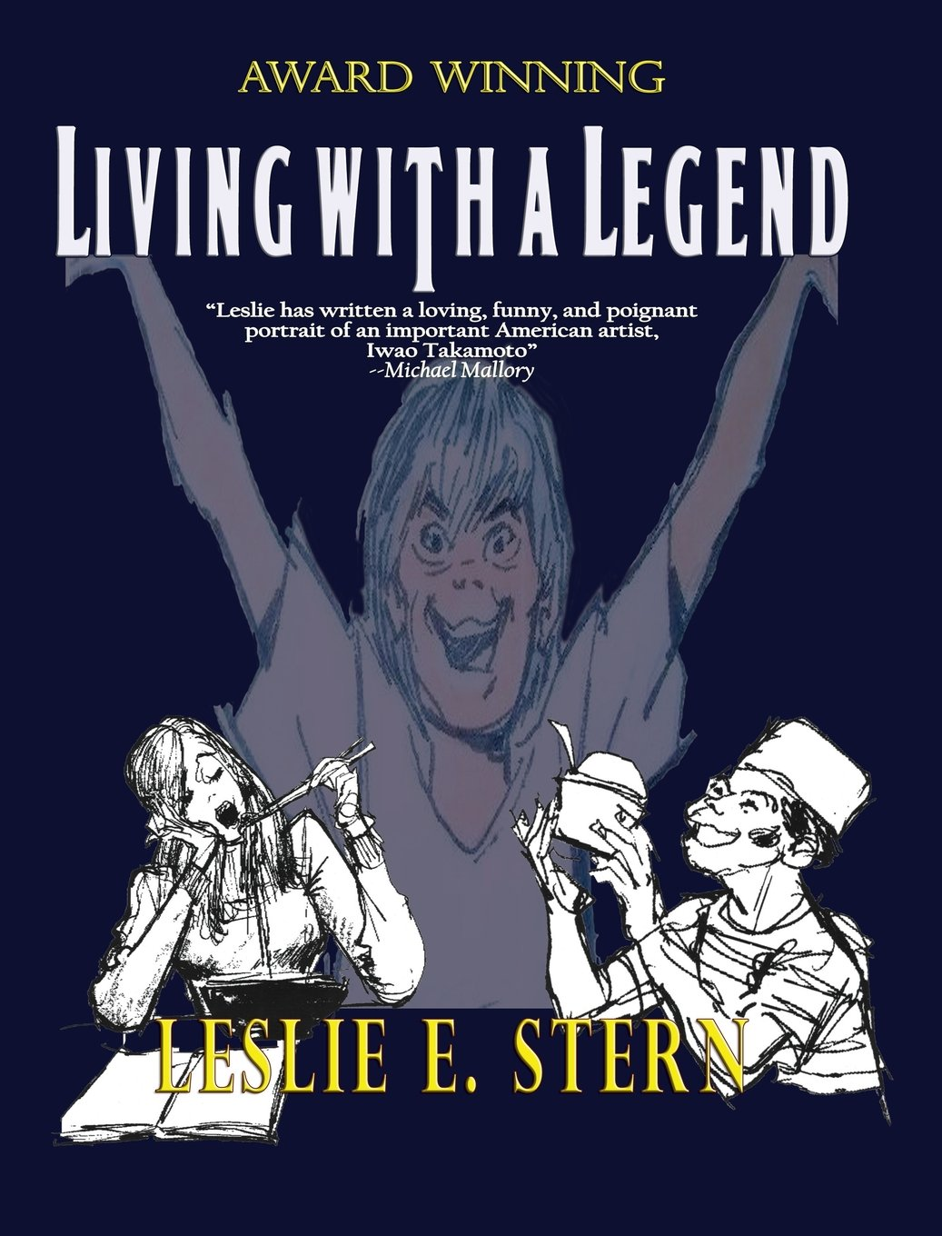 LIVING WITH A LEGEND A personal look at animation legend Iwao Takamoto, Designer of Scooby-Doo pdf epub