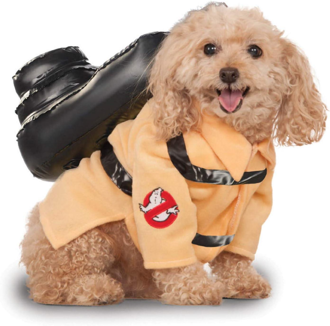 Disfraz Oficial de los Cazafantasmas para Perro Rubie'S, pequeño
