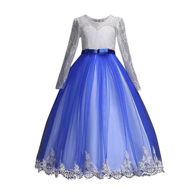 ZODOF Vestido Largo Vestido Corto Fiesta Elegante Vestido de Boda de la Fiesta de cumpleaños de