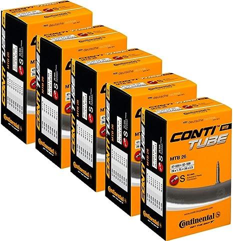 """Lot// Multi-Pack Bulk 29 x 1.95-2.125/"""" MTB Tube 33 mm Presta Valve 4-Pack"""