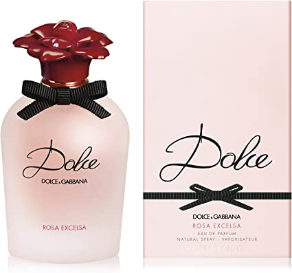 dolce and gabbana perfume rosa excelsa