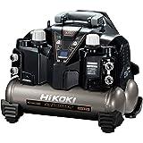 HiKOKI(旧日立工機) 釘打機用エアコンプレッサ タンク容量8L タンク内圧45気圧 一般圧専用 セキュリティ機能なし EC1245H3(N)