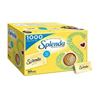 Deals on Splenda No Calorie Sweetener Value Pack 1000 2.2 lbs