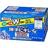 トイレマジックリン トイレ用洗剤 流すだけで勝手にキレイ ブーケの香り 付替用 80g