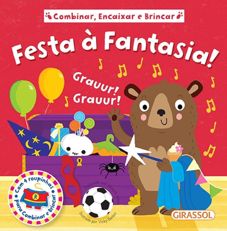 Combinar, Encaixar e Brincar. Festa à Fantasia: Monica ...