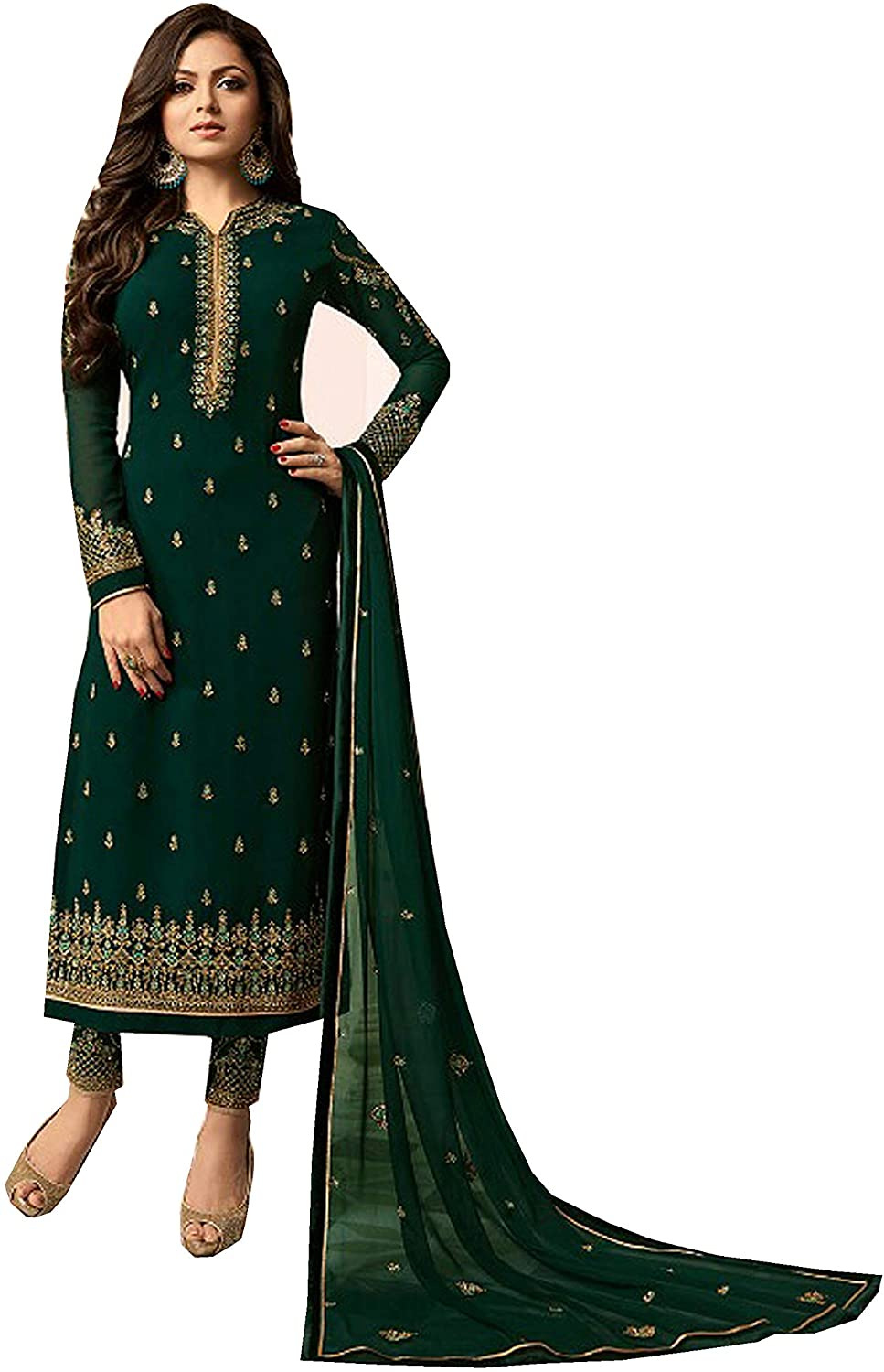 Delisa Indian/Pakistani Fashion Salwar Kameez for Women 01