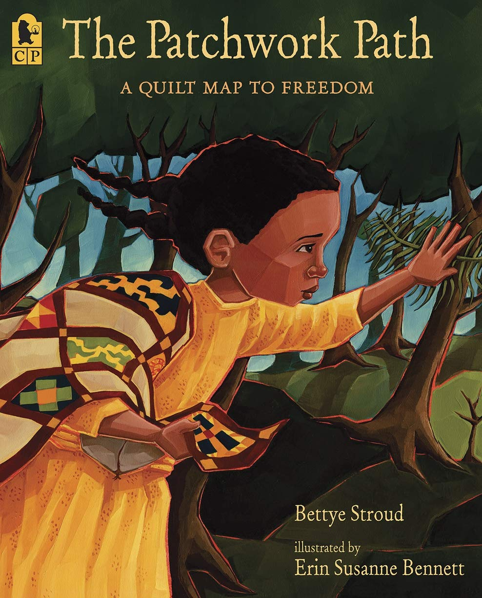 A Quilt Map to Freedom The Patchwork Path