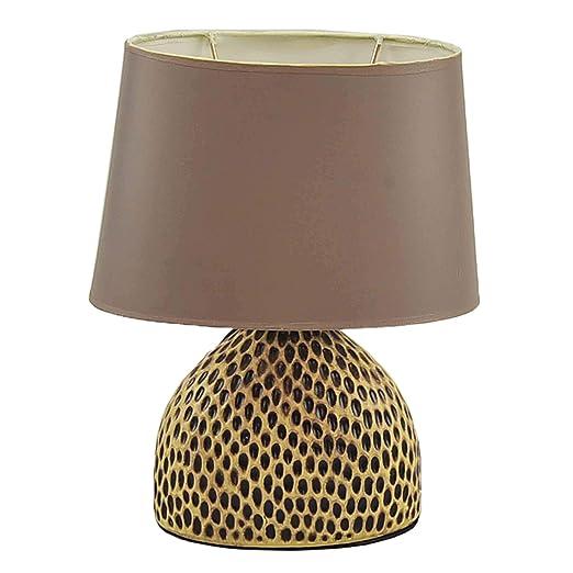 Gicos - Lámpara de Mesa con Pantalla de 28 cm: Gicos: Amazon.es: Hogar