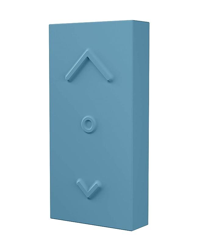 OSRAM Smart+ Mini Switch Blau, ZigBee Lichtschalter, Dimmer und Fernbedienung für LED Lampen, Erweiterung für Ihr Smart Home