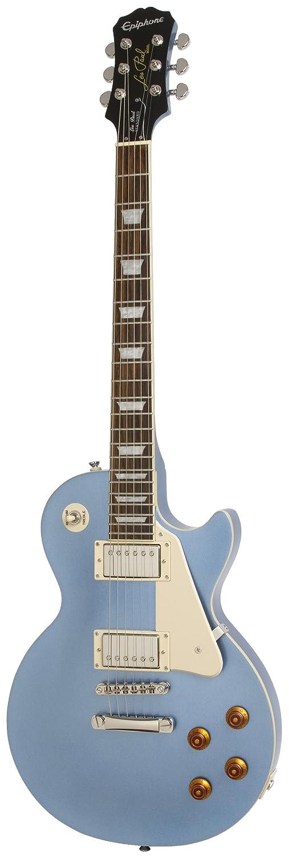 Epiphone Les Paul Standard - Guitarra eléctrica, color ebony: Amazon ...