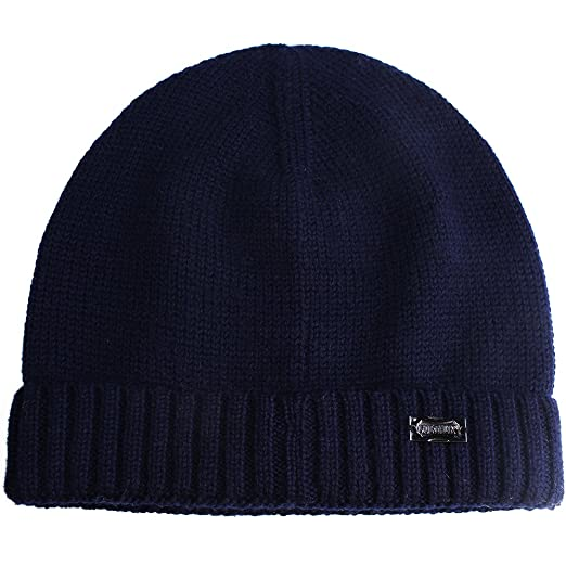 9d0507d52964a Image Unavailable. Image not available for. Color  Knit Winter Hat For Men- Mens  Cashmere And Wool Beanie Hats Skull Caps FURTALK Original