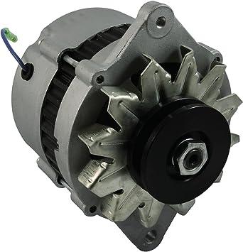 ALTERNATOR YANMAR MARINE ENGINE 4LH-DTE 4LH-HTE 4LH-STE 4LH-TE 6LY2-STE 6LYA-STE