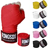 Ringside Mexican Style Boxing Hand Wraps (Pair)