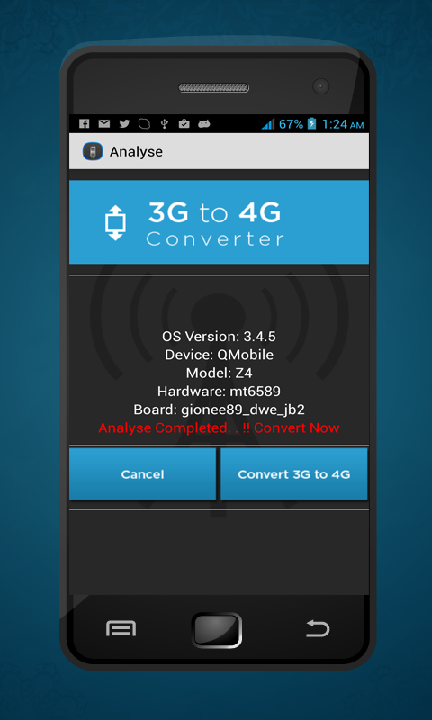 Amazon com: 3G to 4G Power Converter Prank: Appstore for Android