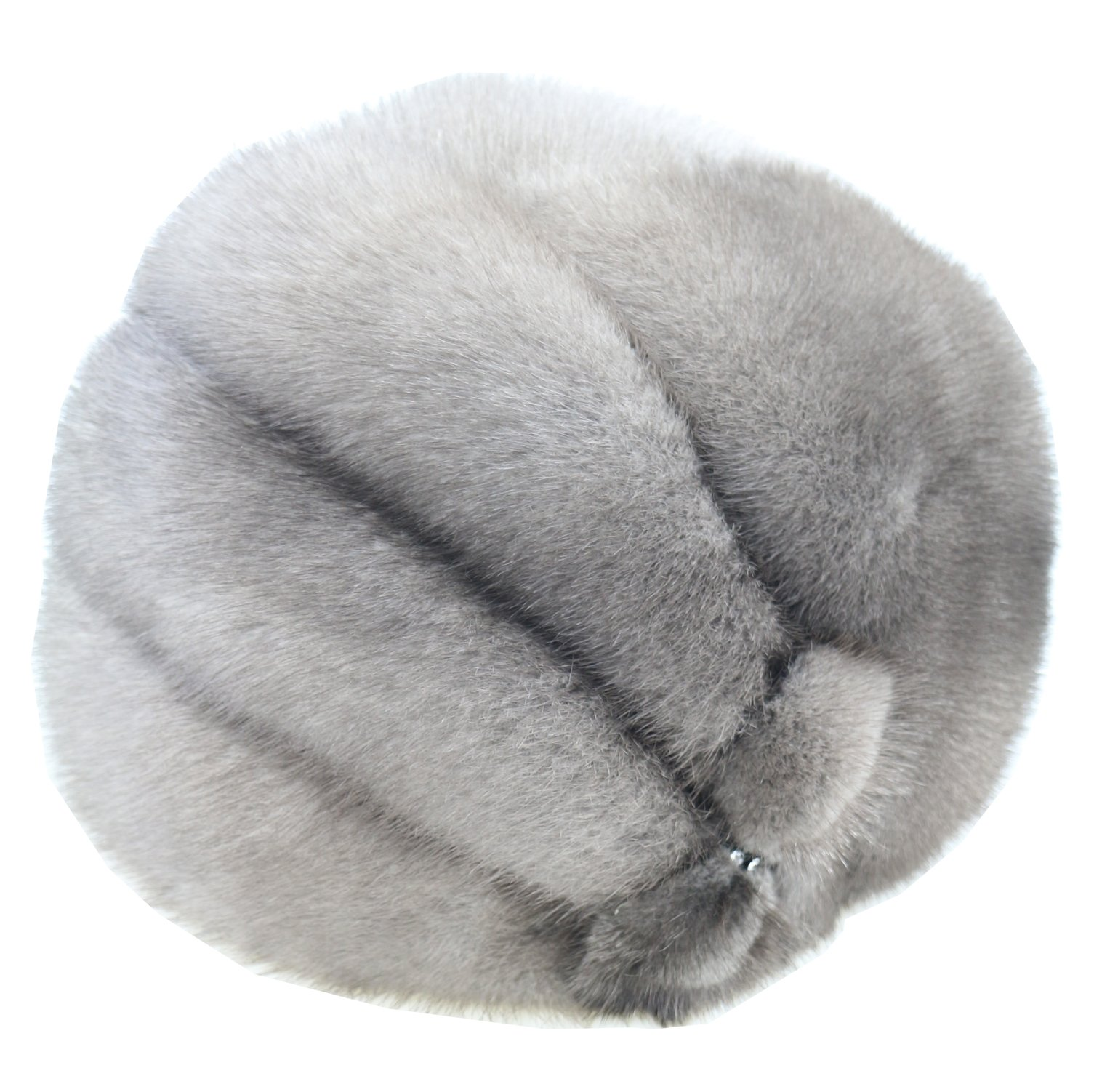 Ysting New Fashion Women's 100% Real Genuine Mink Fur Cap by Ysting&CO