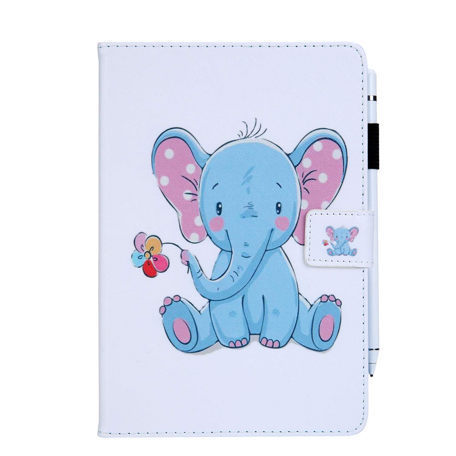Cases Covers Kids for iPad 9.7 iPad 5//iPad6//Air//Air 2//Pro 9.7 Auto Sleep//Wake iPad Air 1st//2rd Generation Case iPad Pro 9.7 Cover, Pink Flower Uliking iPad 9.7 Inch Case 6th//5th Card Slots