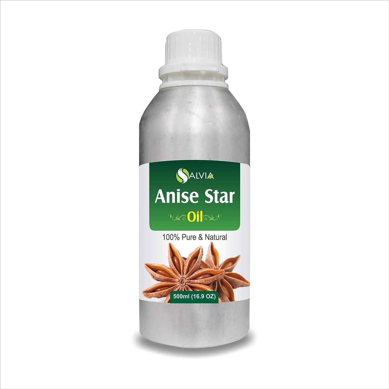 【誠実】 Anise Star Oil (Illicium Oil verum) verum) 100% Natural Oil Pure Undiluted Uncut Essential Oil 500ml 500 ML B07JV8CRFP, 一粒の米屋:8d5e92c7 --- a0267596.xsph.ru