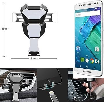 K-S-Trade® para Motorola Moto X Style Soporte Compacto Montaje de ...