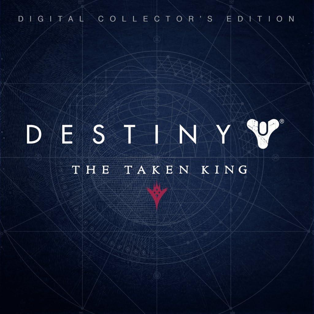 Amazon.com: Destiny: The Taken King - Digital Collectors ...