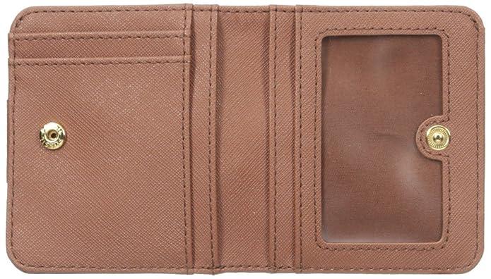 Amazon.com: Fossil Sydney Bifold Wallet, Multi, talla única ...