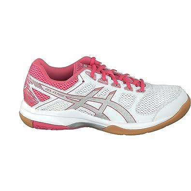 0f4945ac345c85 ASICS Damen Gel-Flare 6 Volleyballschuhe  Amazon.de  Schuhe ...