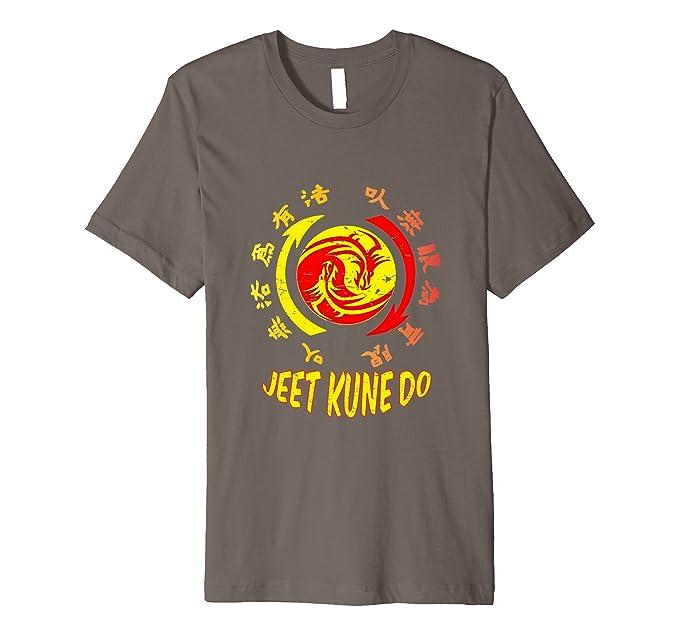 Amazon Jeet Kune Do Jkd Mixed Martial Arts Dragon Mma T Shirt