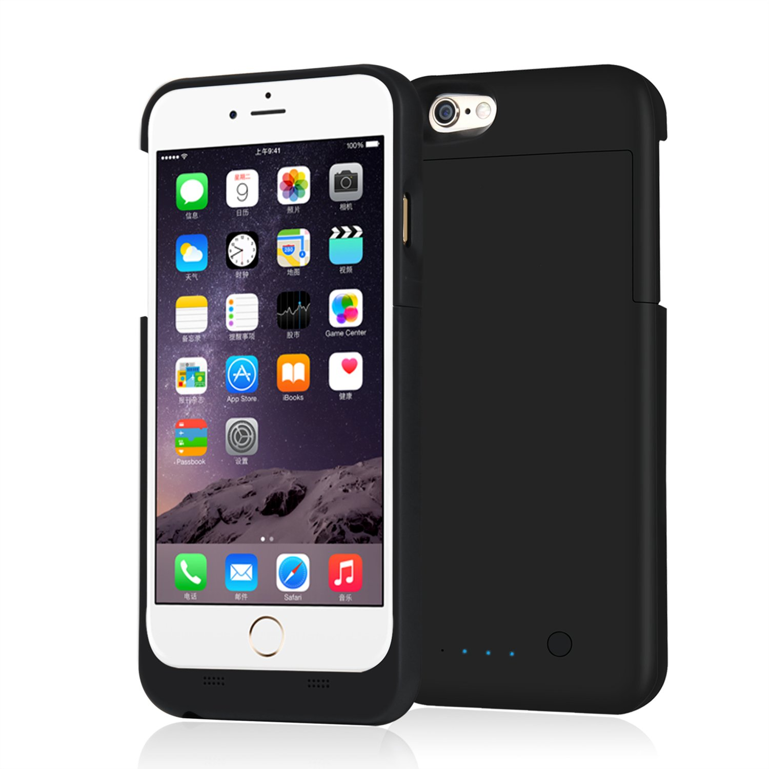Iphone 6 / 6S Battery Case Maxnon Ultra Slim Rechargeable Protective Extended.. 14