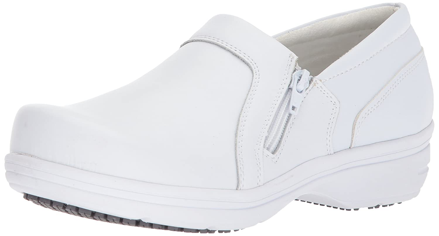 Easy Works Women's Bentley Health Care Professional Shoe B075M3THQ3 7.5 W US|White