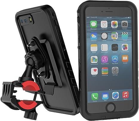 Funda Impermeable iPhone 7 Plus, Soporte de para Bicicleta ...