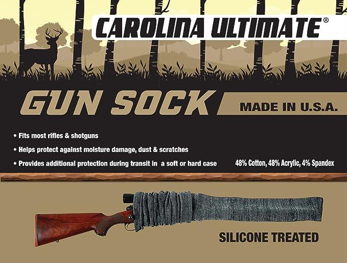 Moistureproof Hunting Sleeve Sock Rifle Shotgun Air Anti-corrosion Cover  SL
