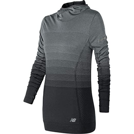 a3fc172fe464e New Balance Women's Marino Ombre Hoodie at Amazon Women's Clothing store