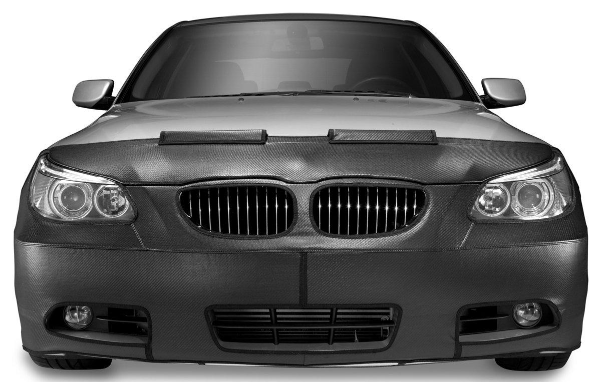 Colgan Custom Fit Original Front End Mask for Select Porsche 356A Models Carbon Fiber Black