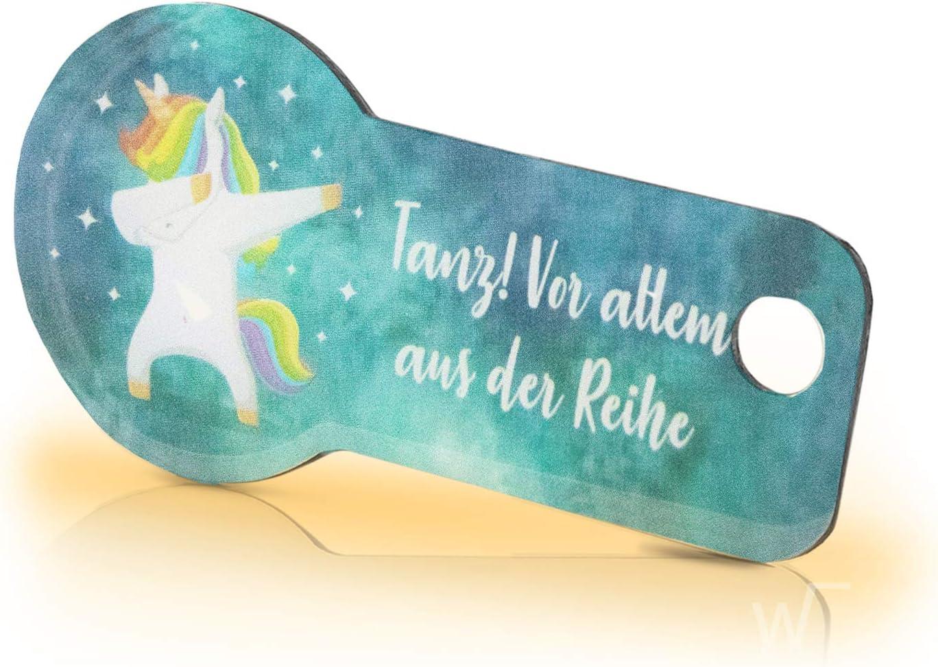 Tanzendes Einhorn Code24 Einkaufswagenlöser Schlüsselanhänger Mit Einkaufschip Schlüsselfinder Inkl Registriercode Für Schlüsselfundservice Einkaufswagenchip Mit Profiltiefenmesser Key Finder Baumarkt