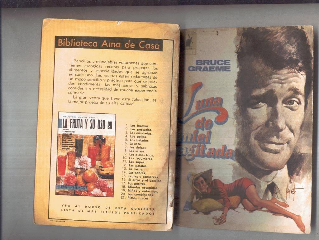 Luna de miel agitada Textbook Binding – 1980