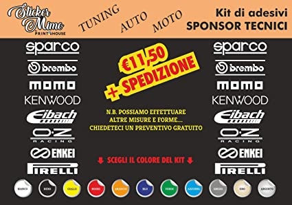 PEGATINAS SPONSORS MOTO GP R326 STICKERS AUFKLEBER DECALS AUTOCOLLANTS ADESIVI BRIDGESTONE (BLANCO)